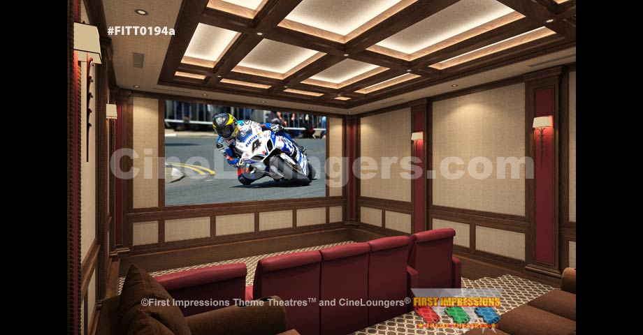 first impressions theme home theatre miami | High Performance Residential CInema & Theater Installation ...